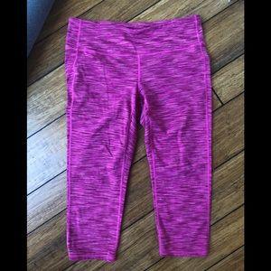 Athleta crop pants